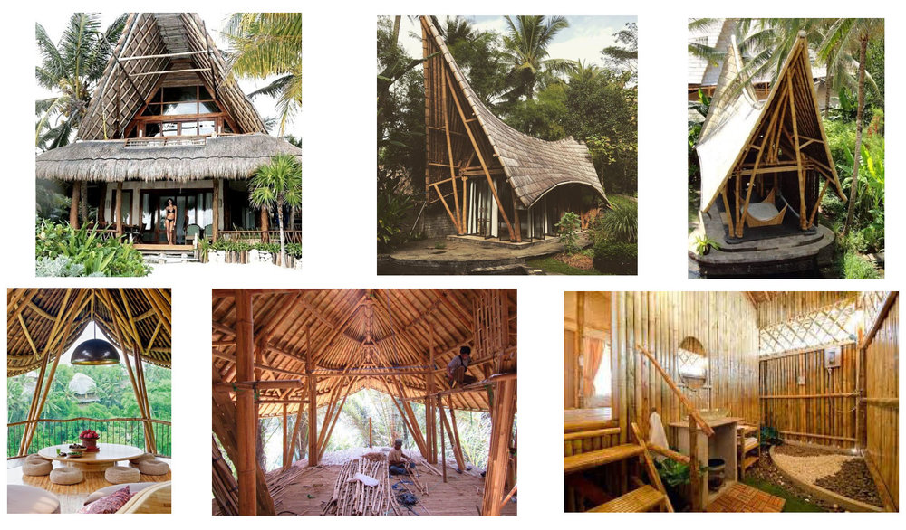 Customize your eco-house with your own original design elements