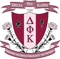 Delta Phi Kappa crest