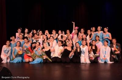 TCD Group Photo 2016-2017