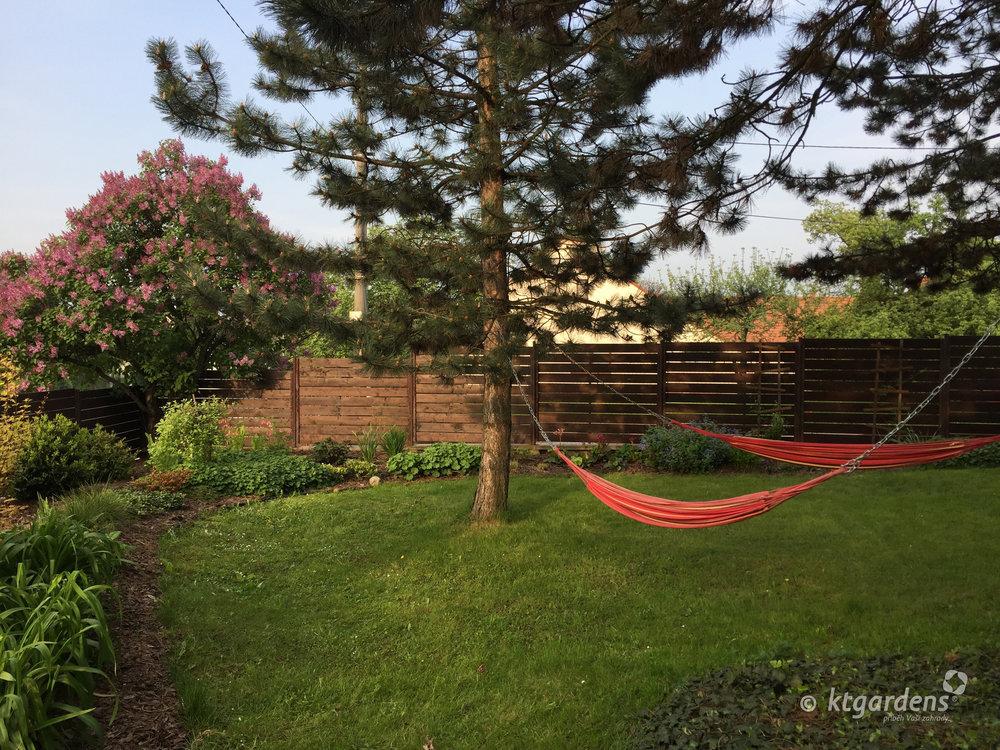 zahrada v Zelinkovicích, ktgardens, Monika Kořená, stinná zahrada, relaxace