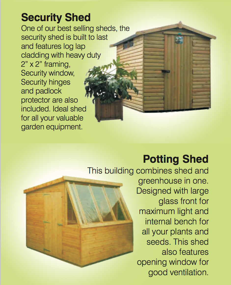 Garden Sheds York garden sheds york york timber products large garden sheds