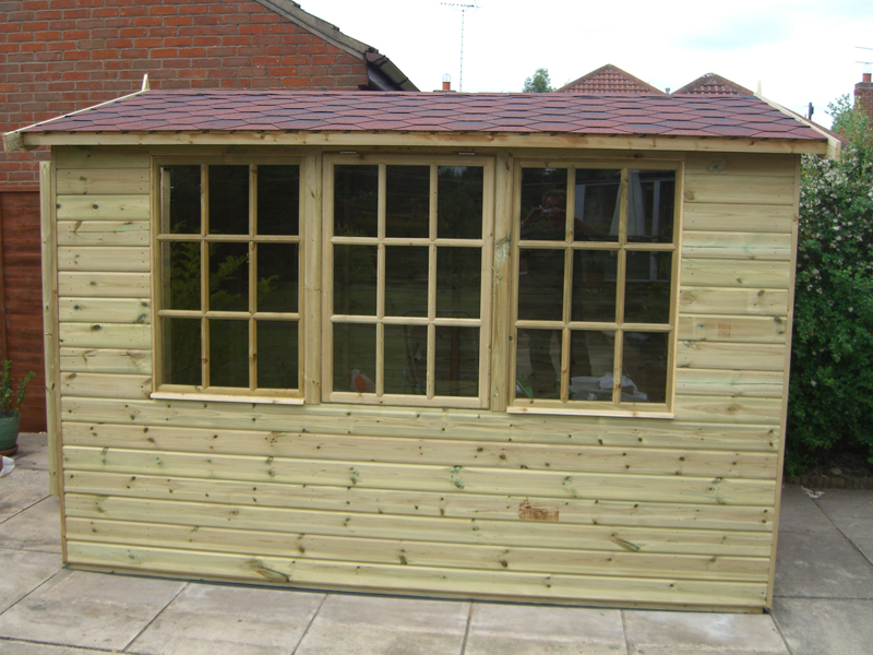 Garden Sheds Uk garden sheds york | york timber products