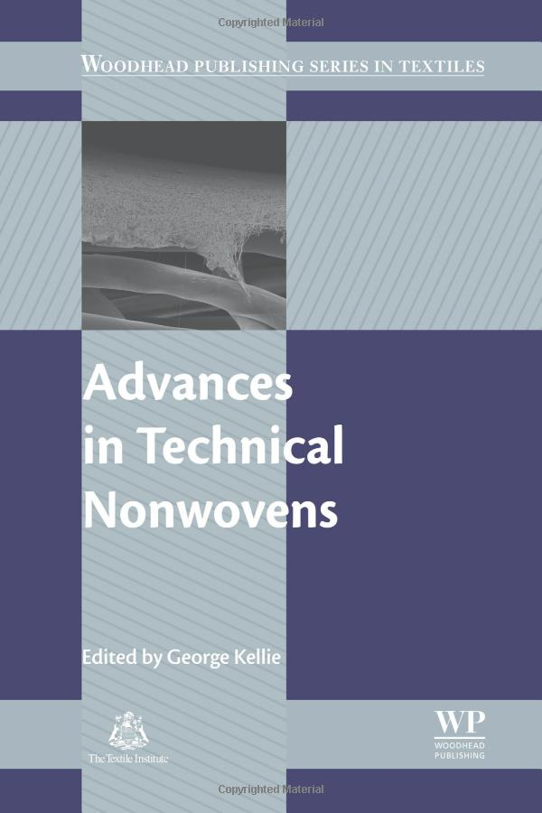 Kane, F. (2016) Applications of Nonwovens in Home Furnishings in  Advances in Technical Nonwovens , Ed. Kelly, G. Woodhead Publishing, ISBN: 978-0-08-100575-0.