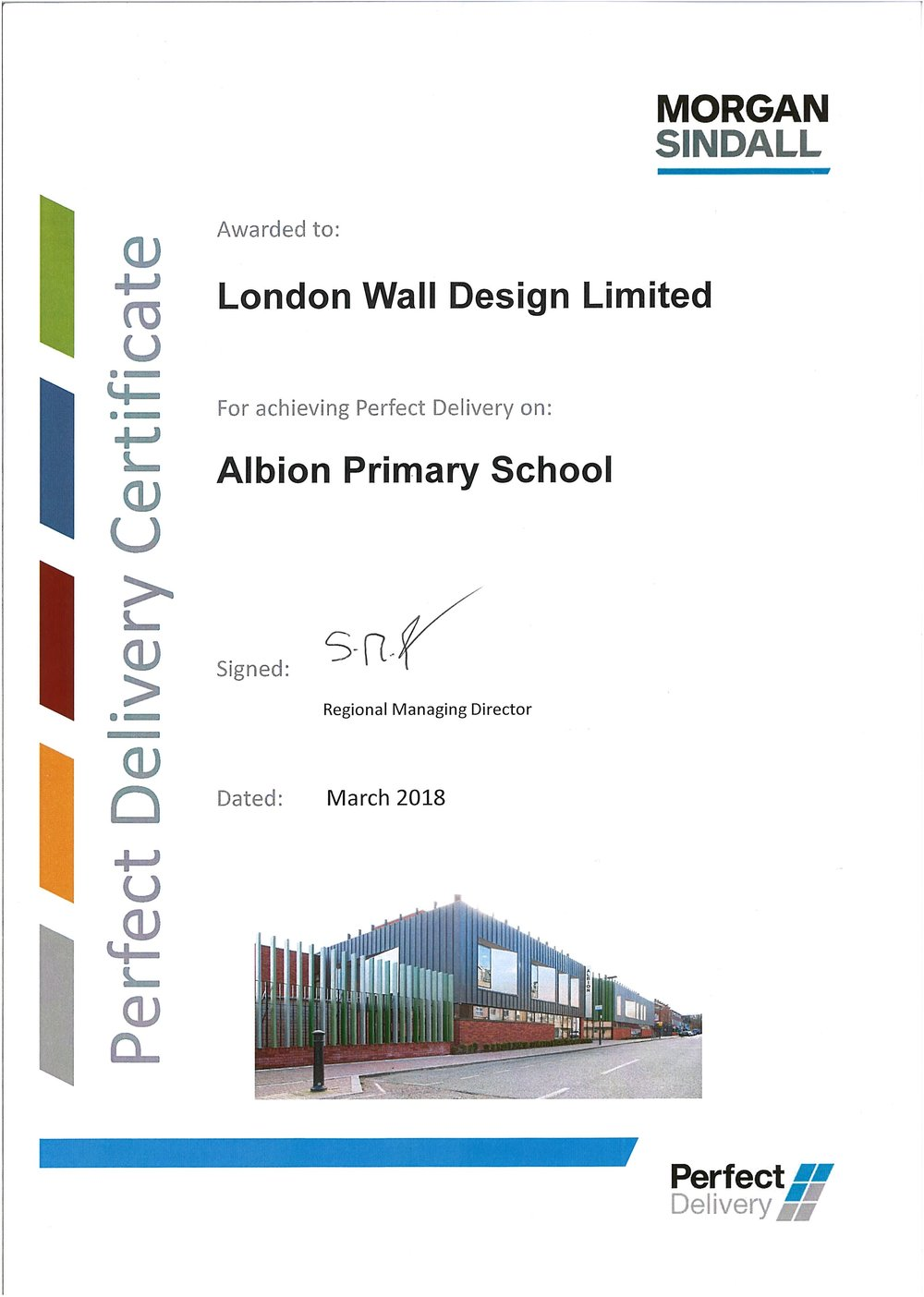 Morgan Sindal Albion school.jpg