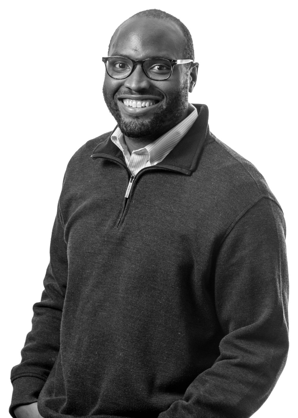 Darryl |  VP of Product Marketing  Savvy strategist, vision manifester, and skilled mechanic.