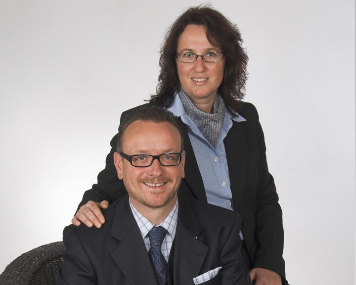 Gudrun und Alexander F. Christ