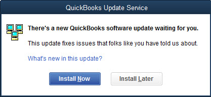 Don't ignore this dialog box.
