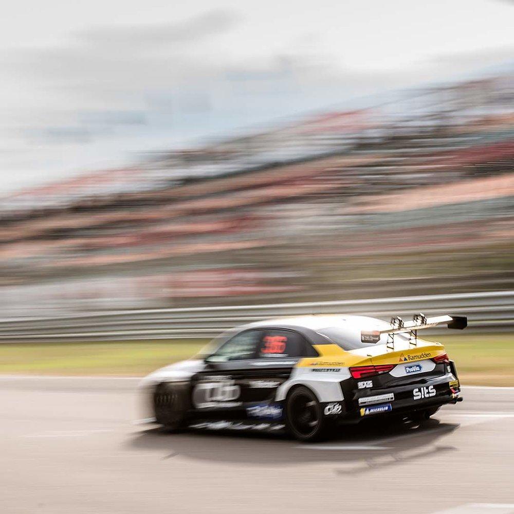 Bilsport stcc falkenberg forst diskad sedan snabbast