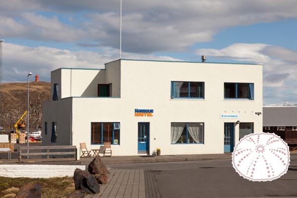 Our office in Hafnargata 4 - Stykkishólmur West iceland.