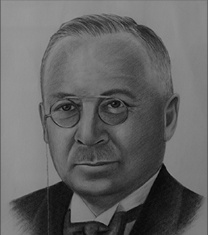 Born in the late 1800s, Bent W. Lockhart and his sons developed their woodworking and lumber business into one of the largest and most distinguished businesses in the Atlantic region.  Through his business and community involvements, Ben Lockhart made great contributions to the Moncton and Maritime economy.  He passed away October 30, 1944.     Né à la fin du 19ième siècle, Bent W. Lockhart et ses fils ont développé leur entreprise de travail du bois et de bois d'œuvre pour en faire une des plus importantes et célèbres entreprises de la région atlantique. À travers ses activitésau sein de la communauté , Bent Lockhart a apporté une contribution exceptionnelle à la collectivité de Moncton et à l'économie des Maritimes.  Il est décédé le 30 octobre, 1944.