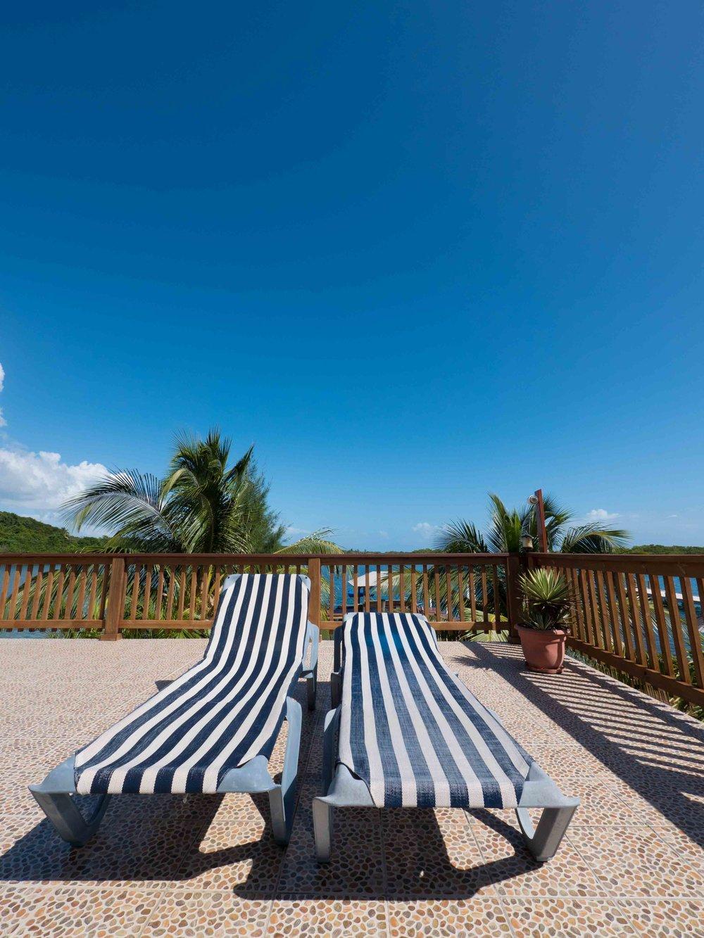 Tobri Divers Resort Penthouse Roatan