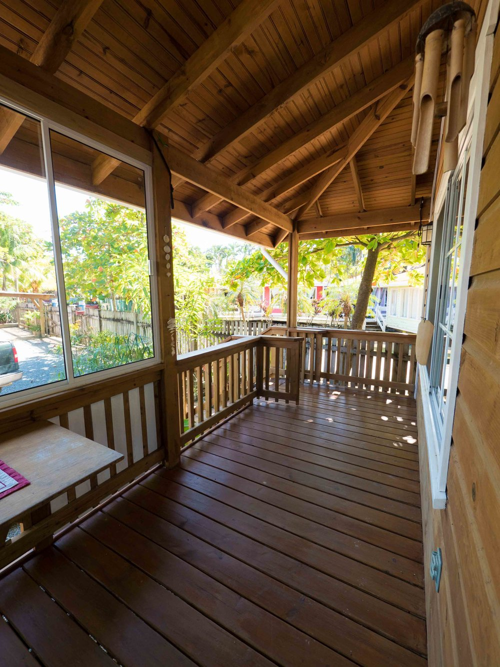 Tobri Divers Resort Bungalow Roatan