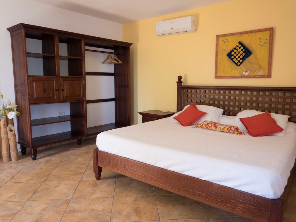 Double room Tobri Divers Resort Roatan