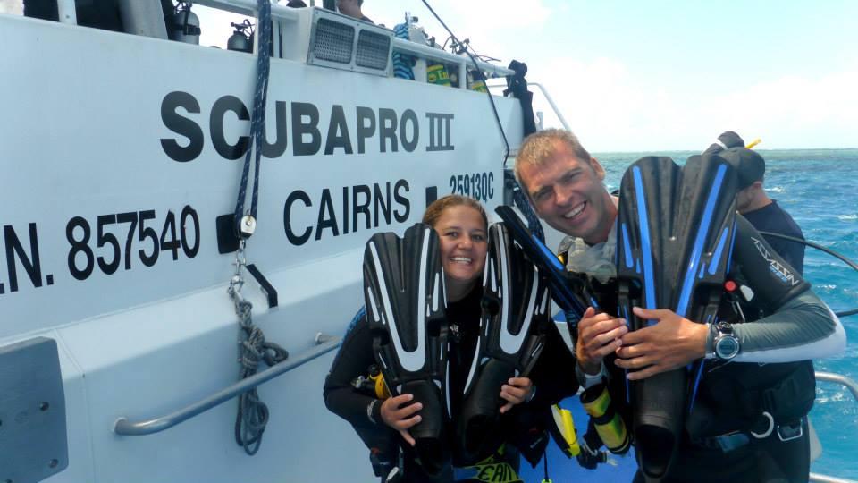 Tobri Divers Resort Roatan management