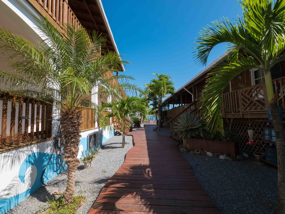 Tobri Divers Resort Roatan