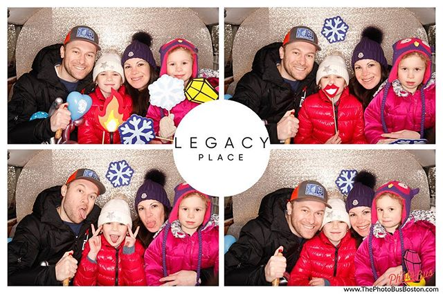 We had SO much fun at yesterday's Lodge Party at @legacyplace ❄️ head to our Facebook page to find your photos!