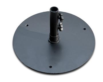 50lb Black Steel
