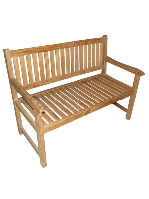 Hawaii Teak Bench