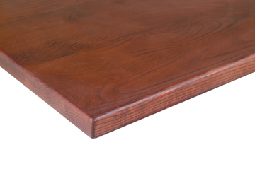 Oak Blocked Cherry Stain