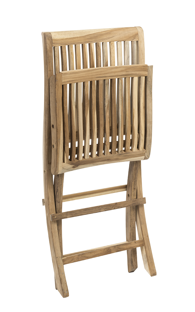 Alice Folding Chair (Folded)