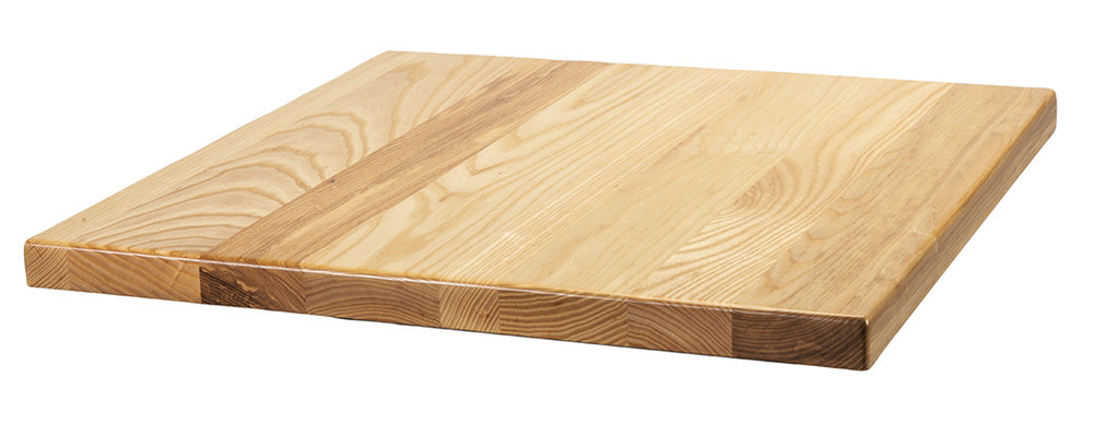 Solid Ash Random Plank (Side)