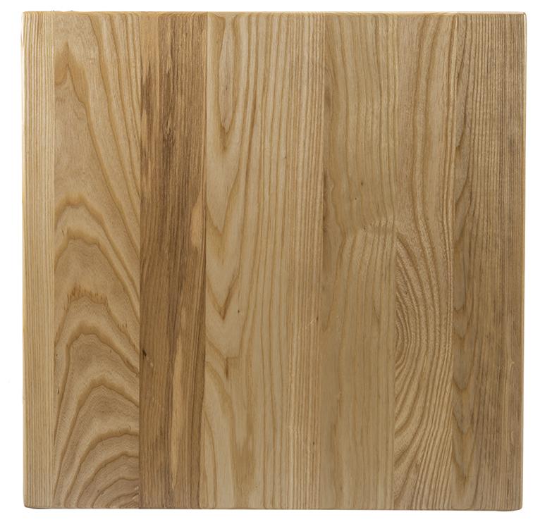 Solid Ash Random Plank (Top)