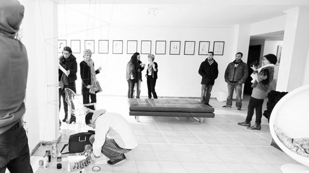 COLLECTIF MAURES - Vernissage