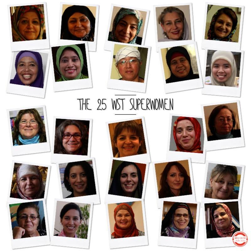 25 WST Superwomen - 2015