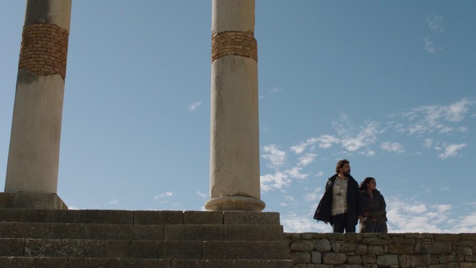 """""""Volubilis"""" - … parce que c'était la dernière séquence d'un amour possible. Traverser une cité romaine comme les héros d'une tragédie moderne.- Faouzi Bensaidi"""