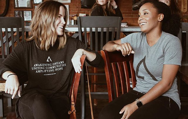Bring your friends to @thealternativee tonight and swing by the apparel table to check out all of our awesome merch! We can't wait!!! See you soon!