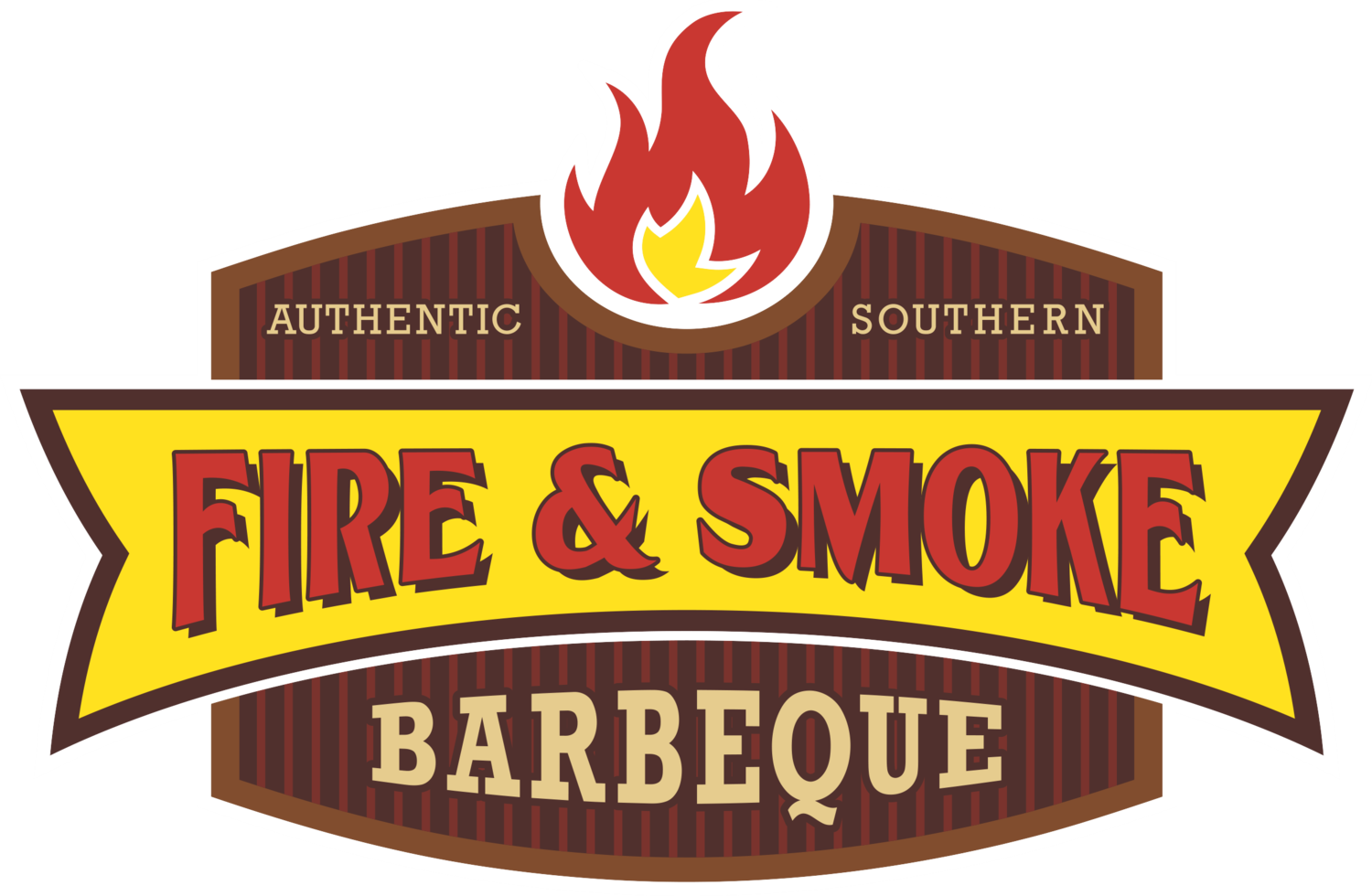 Fire and Smoke Barbeque