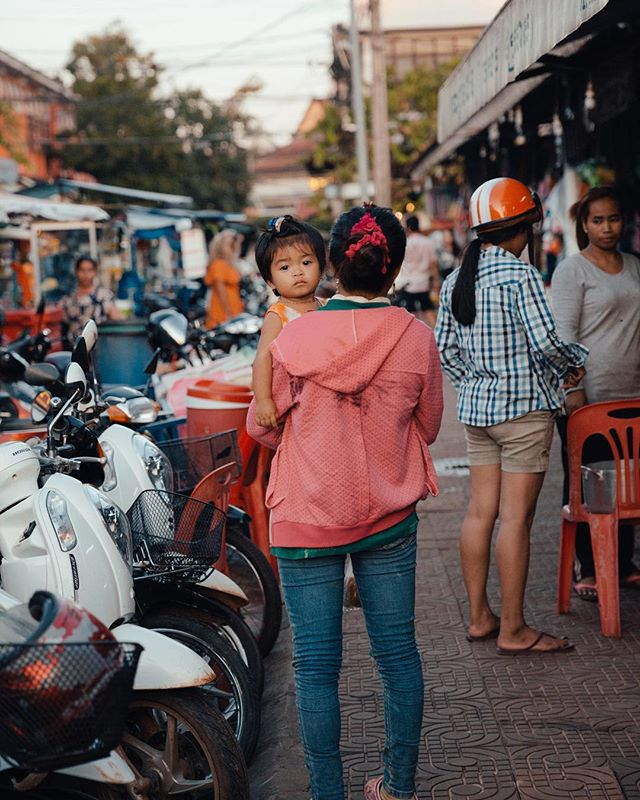 Streets of Cambodia Part II 👩‍👧🗺