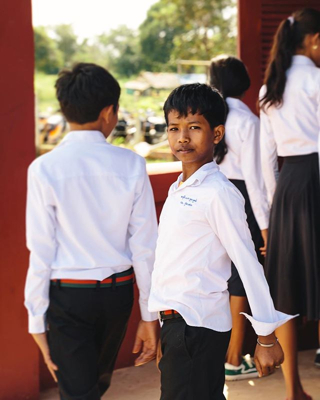 This is the last week to donate towards the activate educate campaign where the goal is to raise enough money to educate 750 Cambodian children. This week there is also a match so with your support you will have double the impact.  Donation link in bio. Feel free to reach out if you have any questions 🇰🇭📚