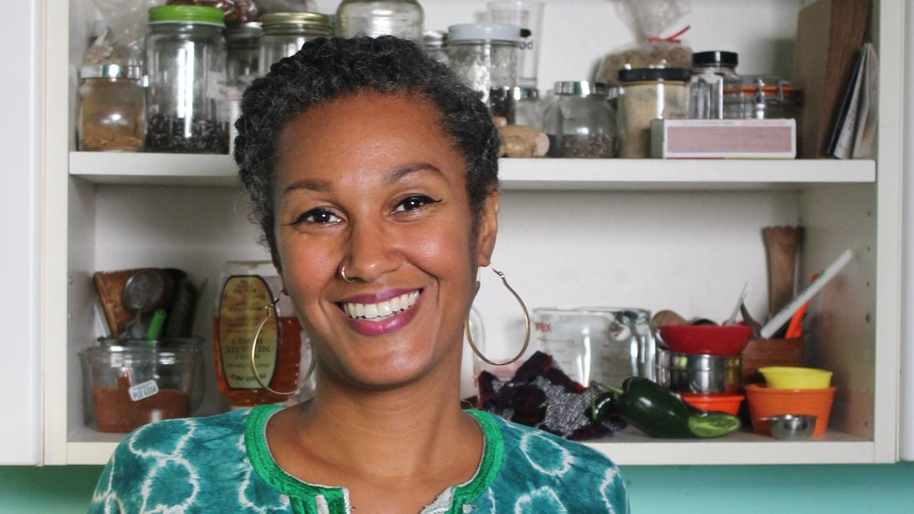 Shivon Pearl Love - Shivon is a mama of two and a community educator. A lifelong Philadelphian, Shivon advocates for communities of color to take agency over their health and wellbeing. As a neighborhood gardener, yoga teacher and burgeoning herbalist, she offers resources that she believes can support people in leading more vibrant and self-sufficient lives.Shivon feels most nourished when she is barefoot, surrounded by dirt and plants and can feel the warmth of the sun on her face.