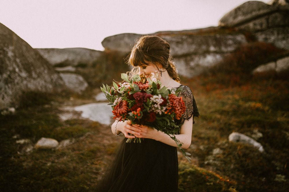 POLLY'S COVE: STYLED SHOOT