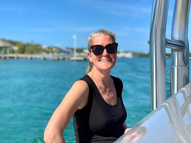 So many things to smile about: family time, boat rides, the smell of rum & saltwater, the ongoing hunt for the very best conch fritters. :) 🇧🇸
