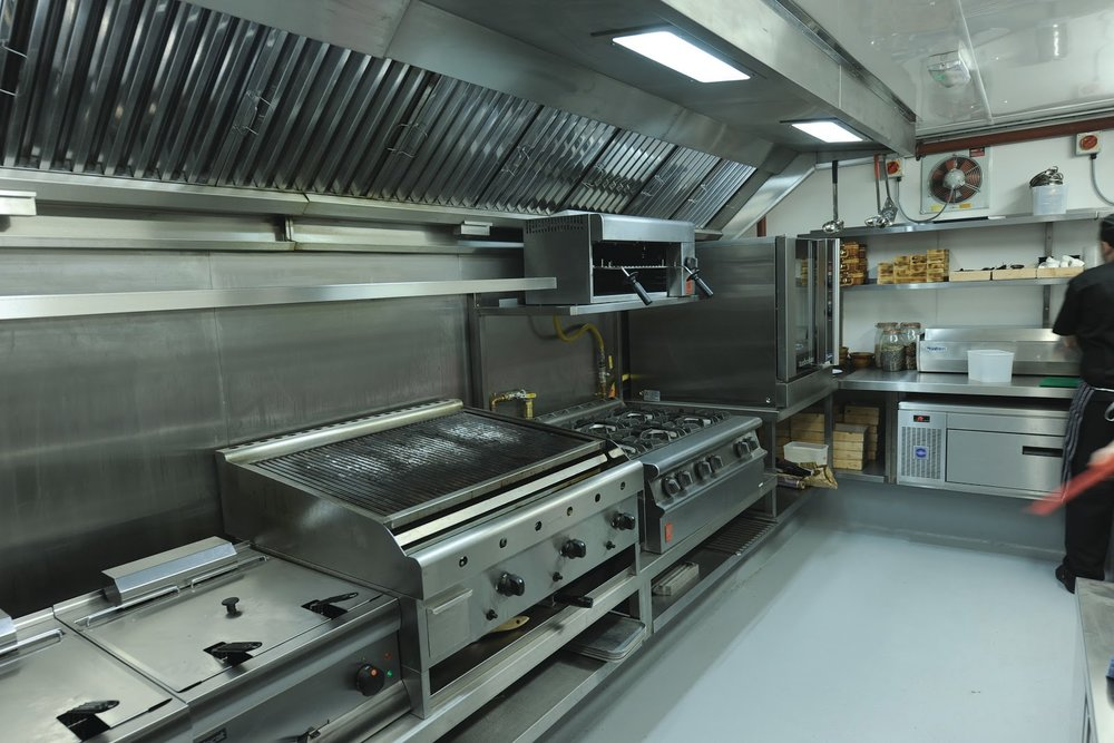 Commercial Kitchen Meaning