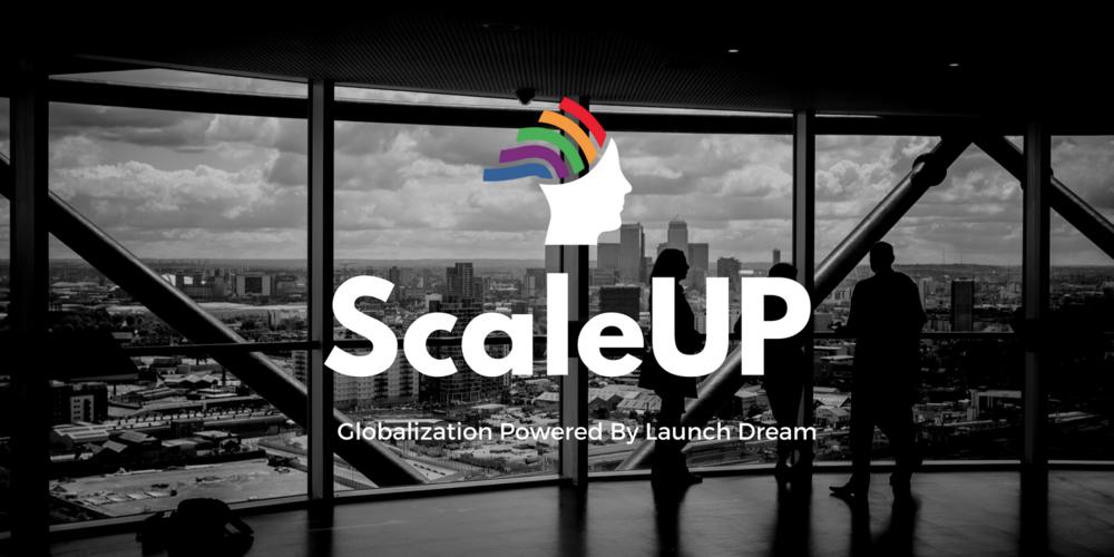 ScaleUP USA - Growth Accelerator Program.