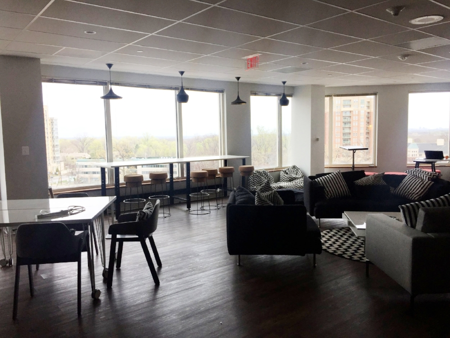 USA Co-working Space