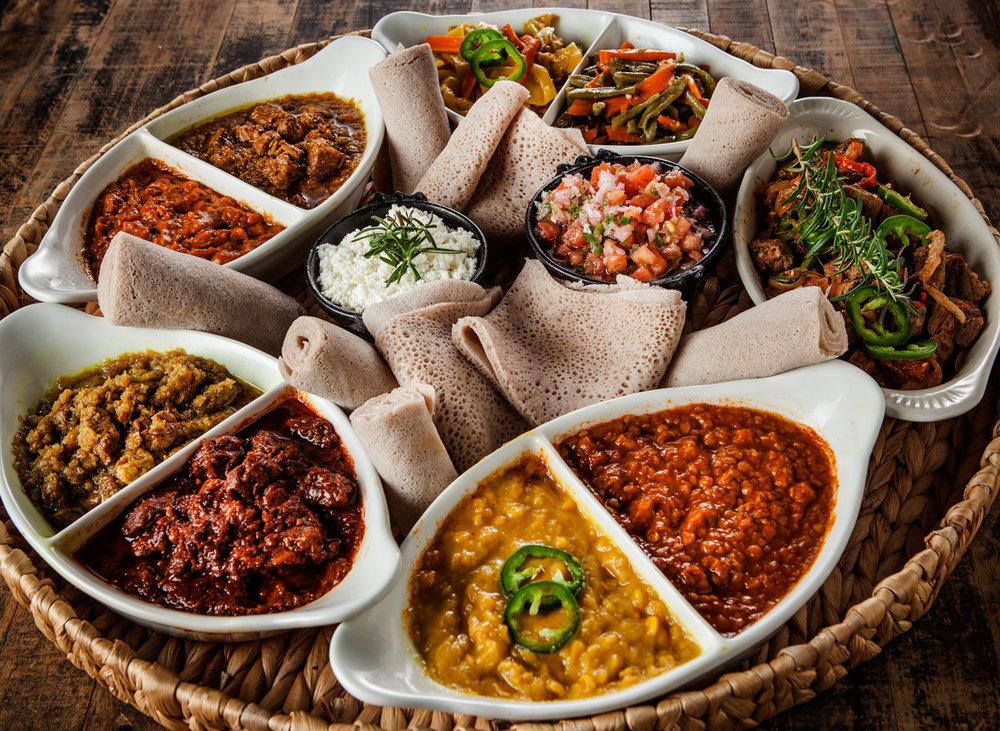 Zoma Cleveland - Ethiopian Cuisine