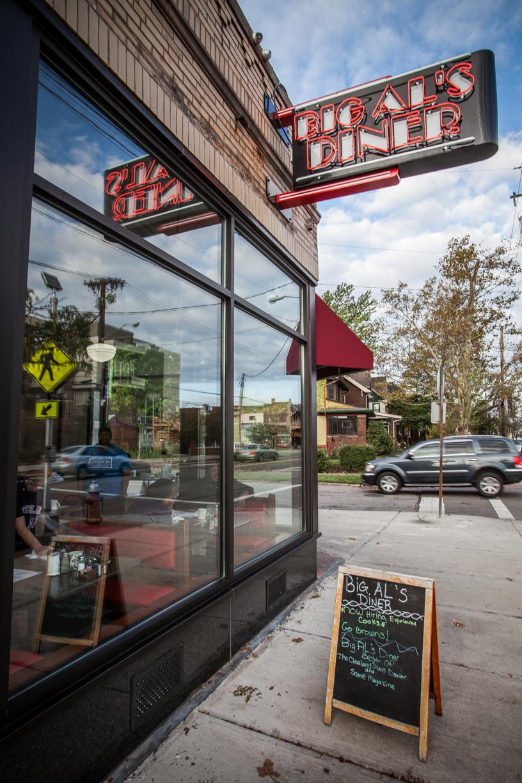 Big Al's Diner - American Comfort Cuisine