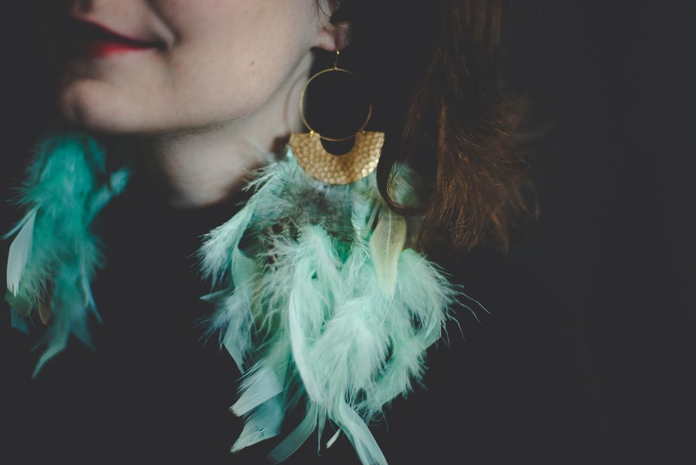 Flight Feathered Earrings.jpeg