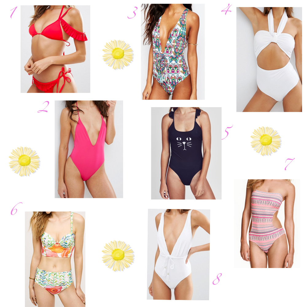 2016 Swimsuits | A Style Book