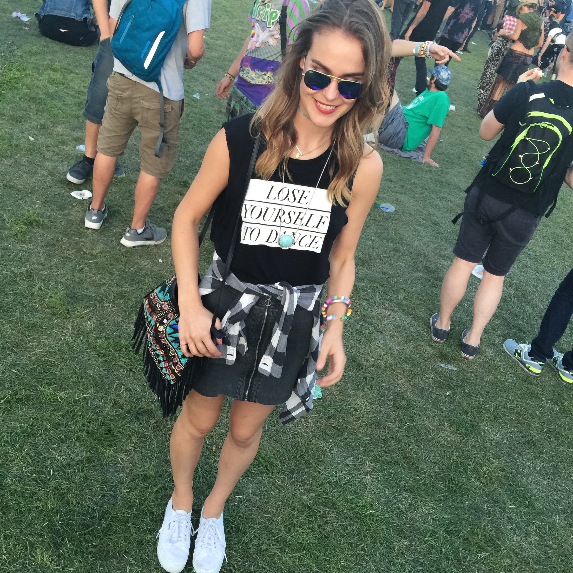 Music Festival Outfits   A Style Book