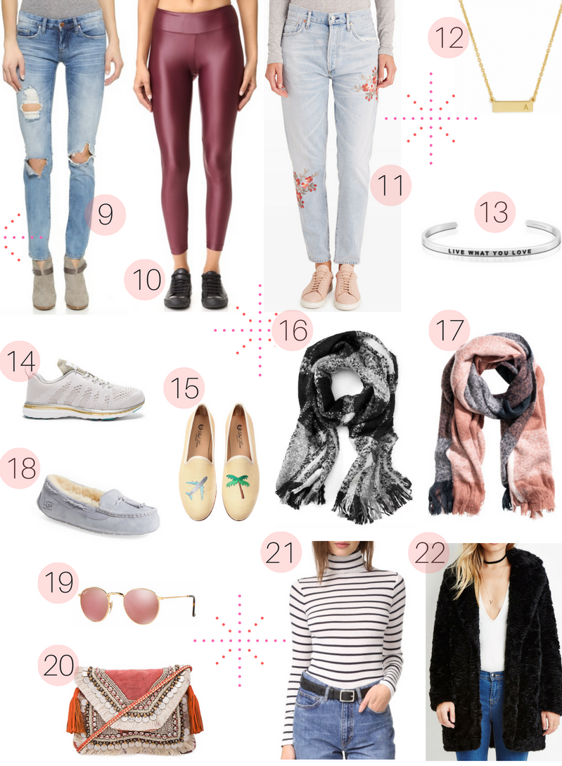 cyber monday sales | Fashion blog holiday gift guide