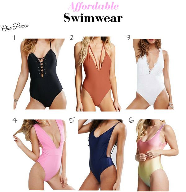 Affordable Swimwear | A Style Book