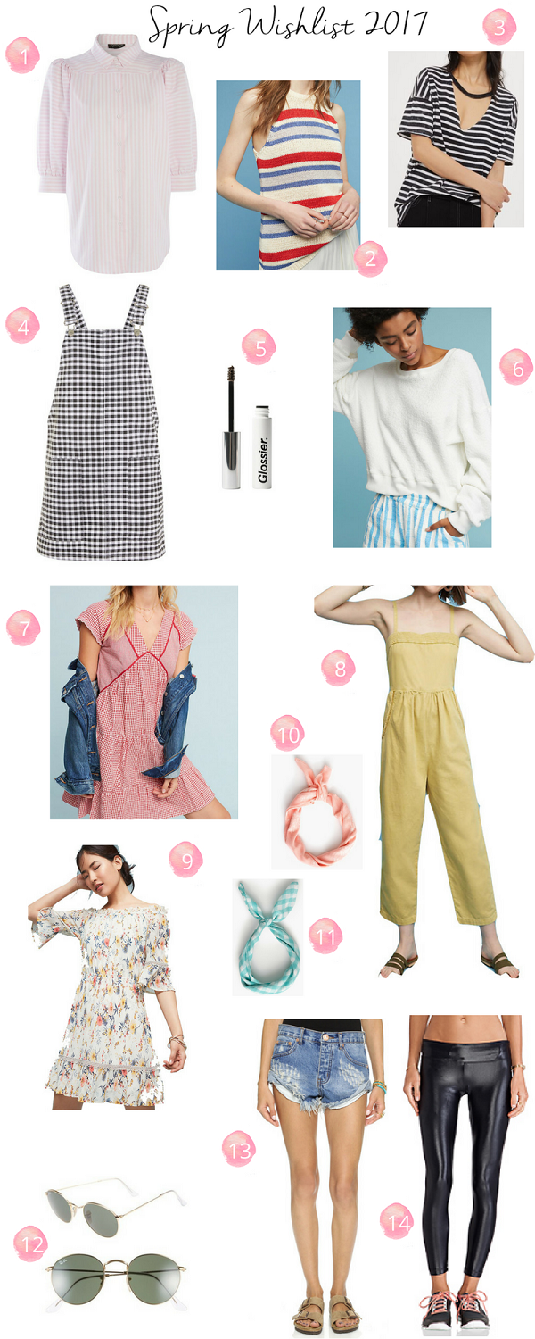 Spring Wishlist | A Style Book