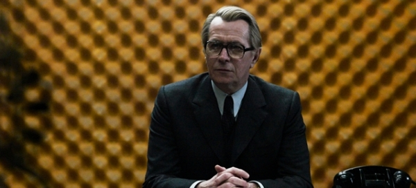 "Oldman as the anonymous man, George Smiley, in ""Tinker Tailor Soldier Spy."""