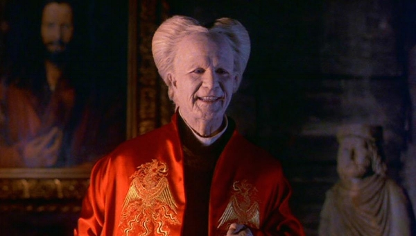 Prince of Many Faces: Oldman in  Bram Stoker's Dracula .