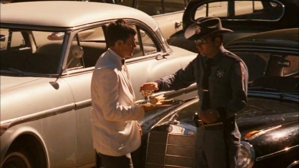 Relationships between the Corleones and lawmen changing between The Godfather and The Godfather Part II.